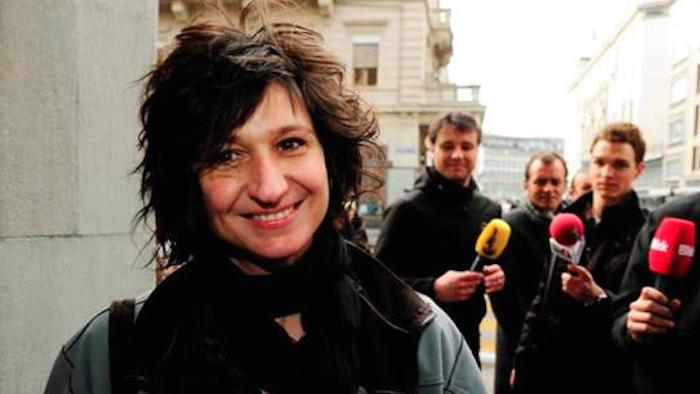 Nadja Sieger im Focus auf SRF 3